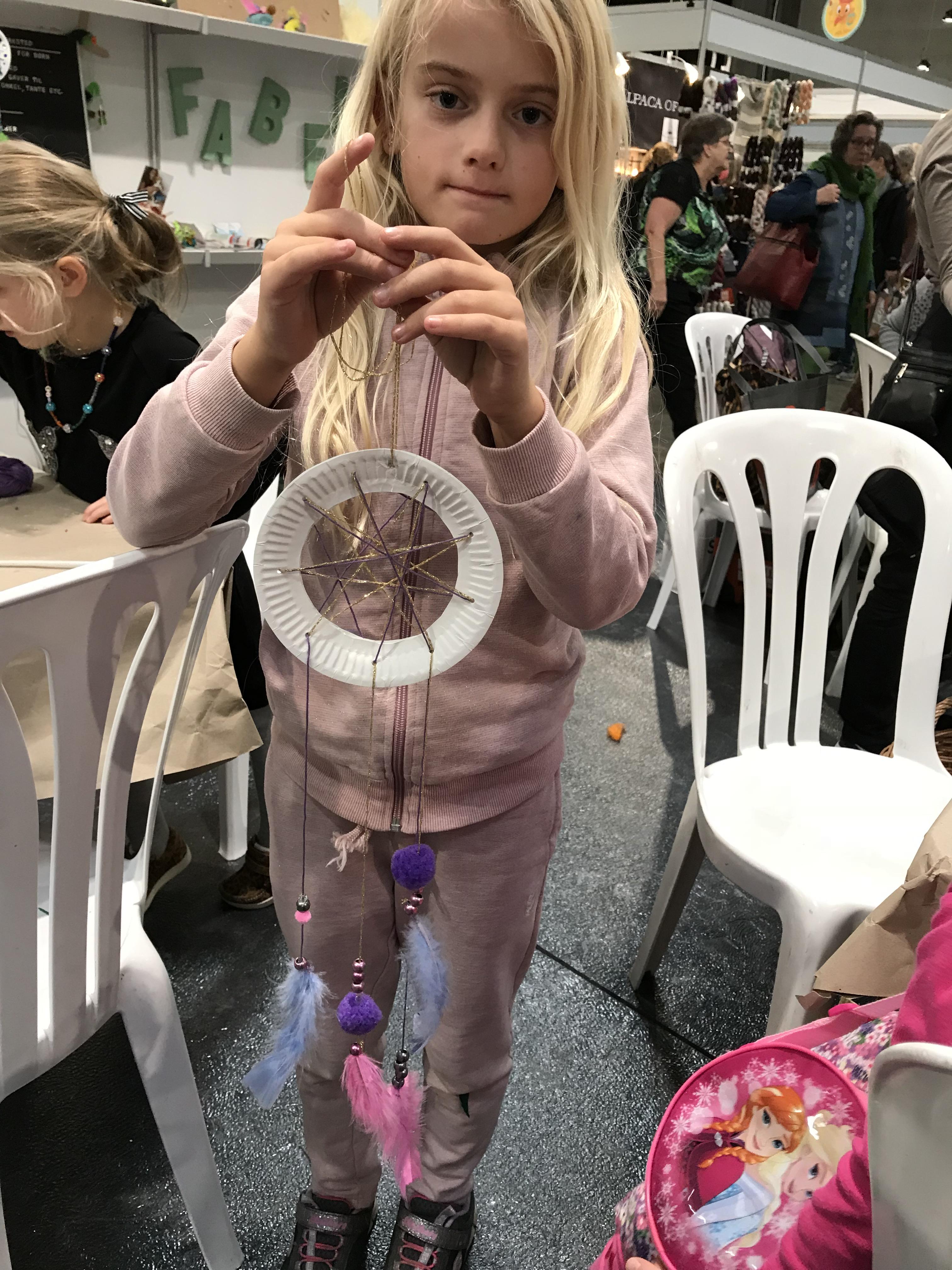 kreative ideer med børn