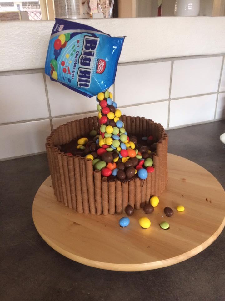 kage ideer til fødselsdag