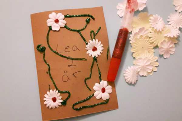 Glimmerlim, blomster, invitationer, fødselsdag,