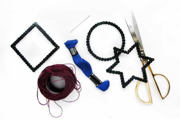 Perler, hama, rørperler, farver, perlesøndag, snor, string art