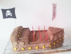 Børnefødselsdag, piratfødselsdag